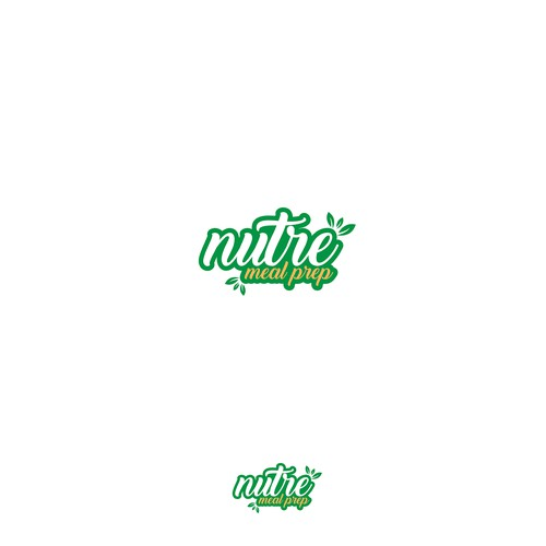 Logo for nutre
