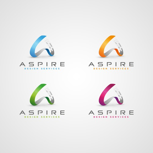 "Create an ""Aspire""ing image for 3D printing/modeling business."