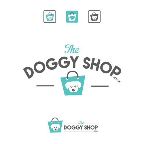 The Doggy Shop - High Quality Dog Food Website