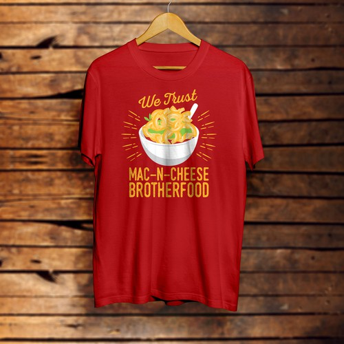 T-Shirt | Mac N Cheese
