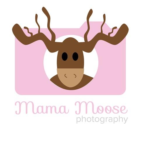 Create a fun and cute logo that Moms will see when choosing a photographer