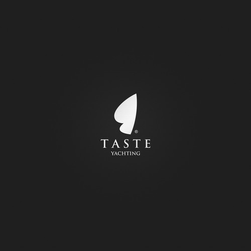 Logo for a Yachting company