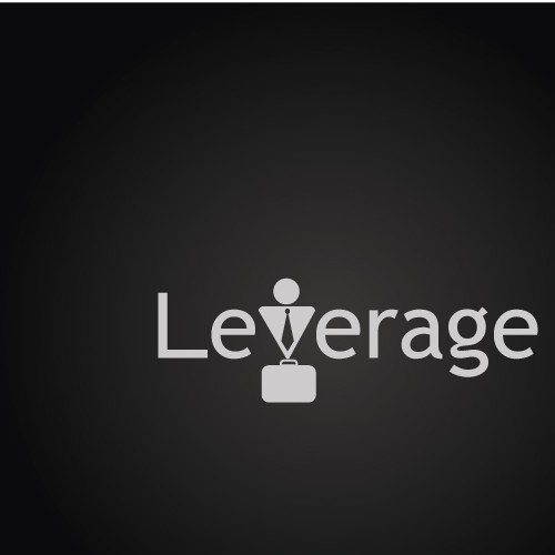 NEW BRIEF logo design | Leverage | boutique career start-up