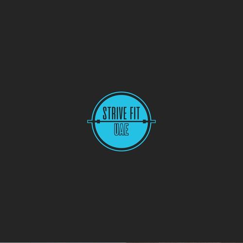 STRIVE FIT UAE LOGO