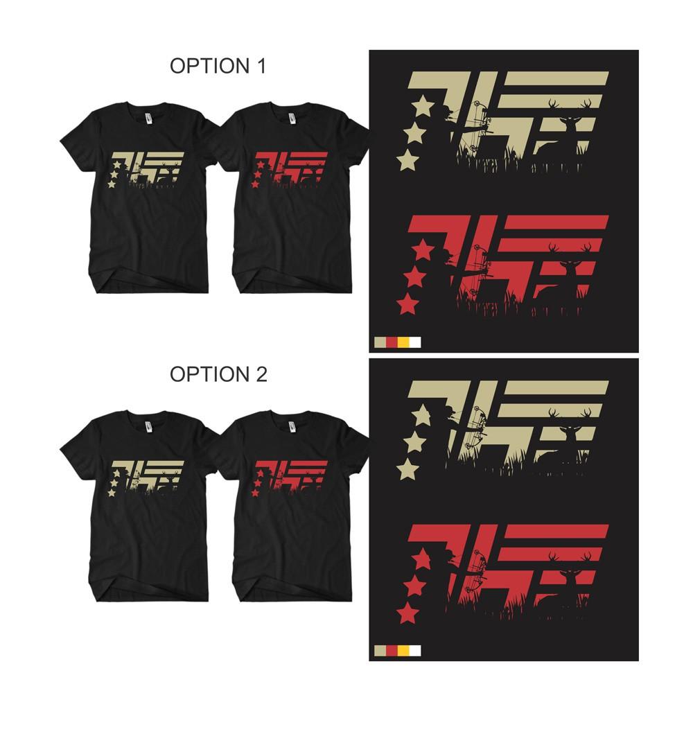 USA themed company needs t shirt design