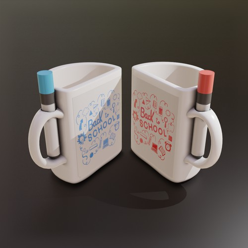 Whiteboard Mug