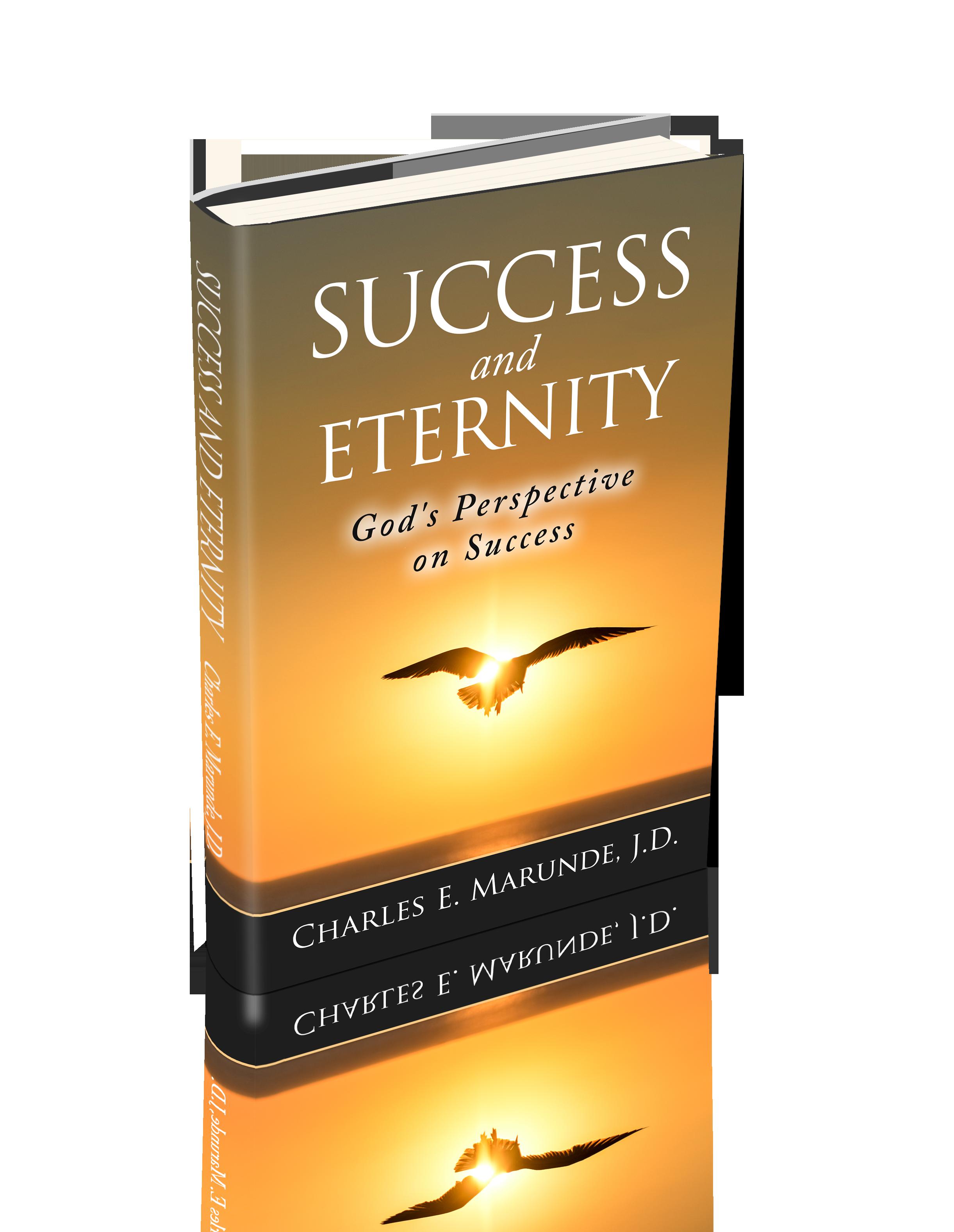 Create a Spiritual Book Cover: Success & Eternity