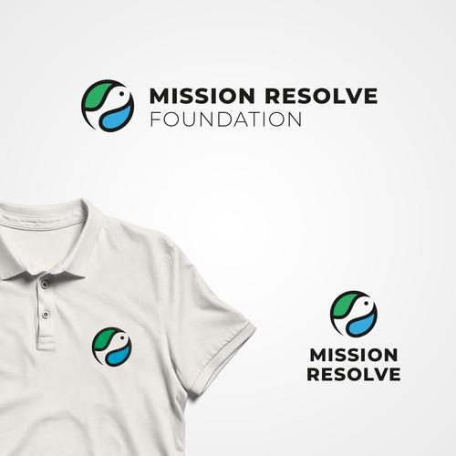 Mission Resolve Logo Concept