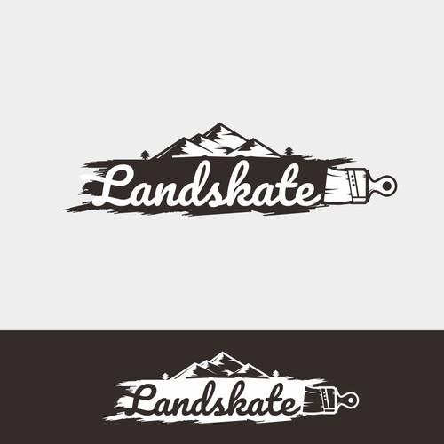 Landskate Logo