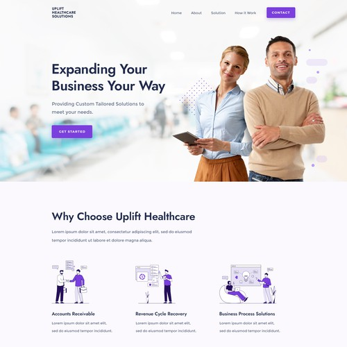 Uplift Healthcare Solutions