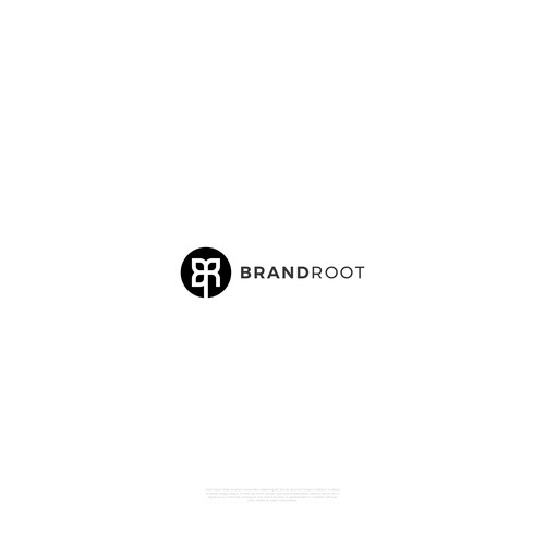 Brand Root Logo Design