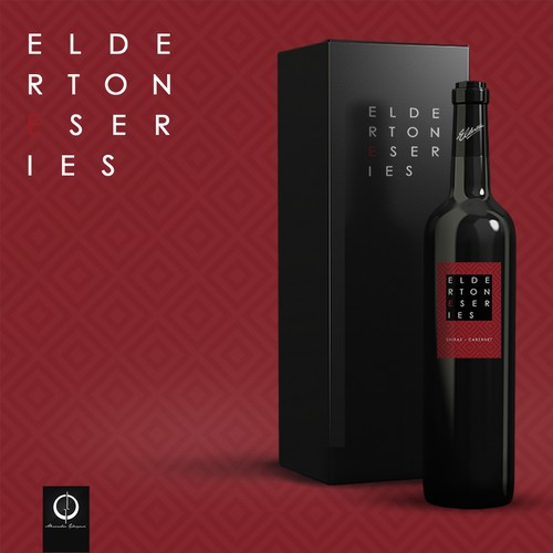 Create a striking new wine label for an amazing Barossa winery