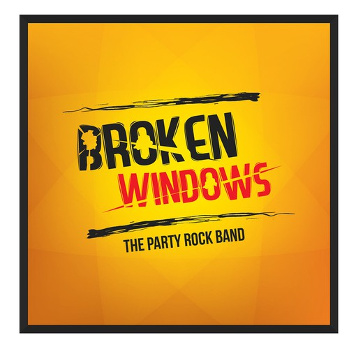 Logo for Party Rock Band