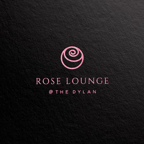 Rose lounge logo