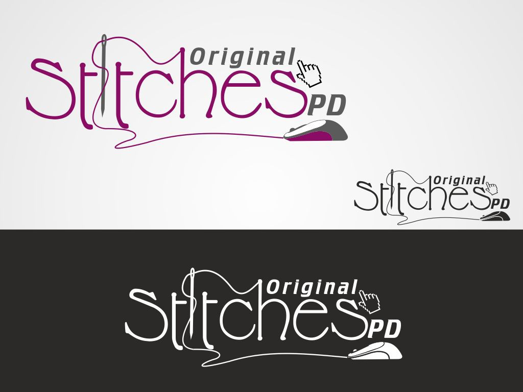 New logo wanted for Original Stitches PD