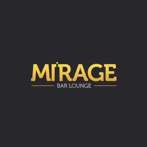 Logo for mirage bar