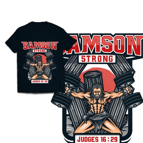 Samson Strong