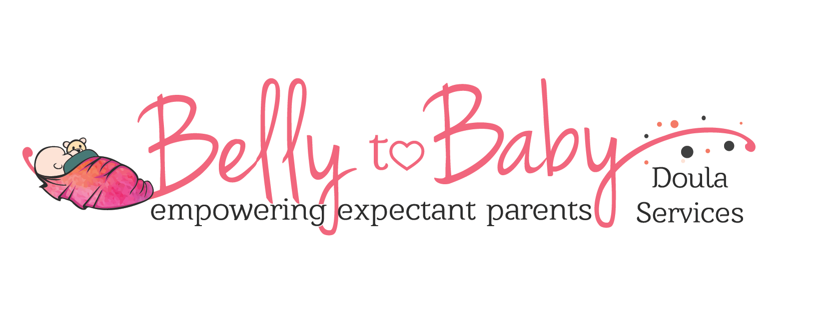 """Create a beautiful logo for """"baby"""" business - Belly to Baby!"""