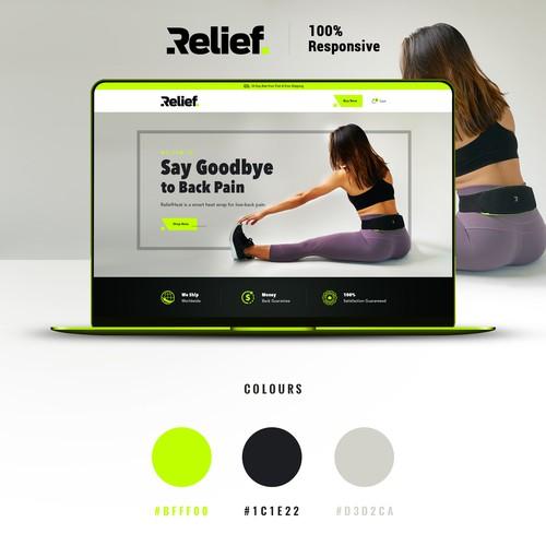 ReliefHeat.com