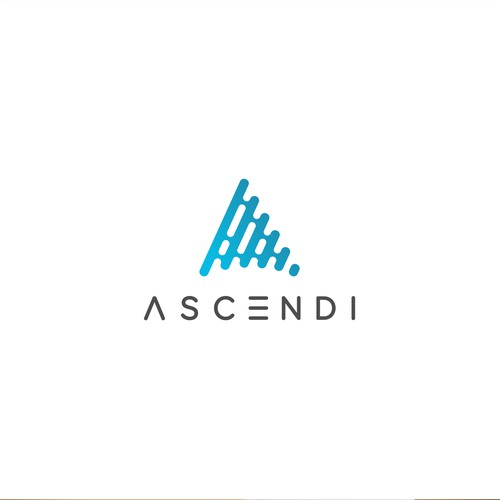 Logo design for ascendi