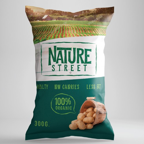 Nature Street chips