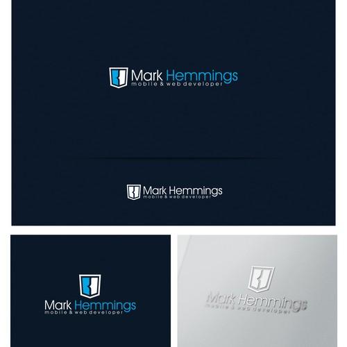 Logo concept for mark hemming