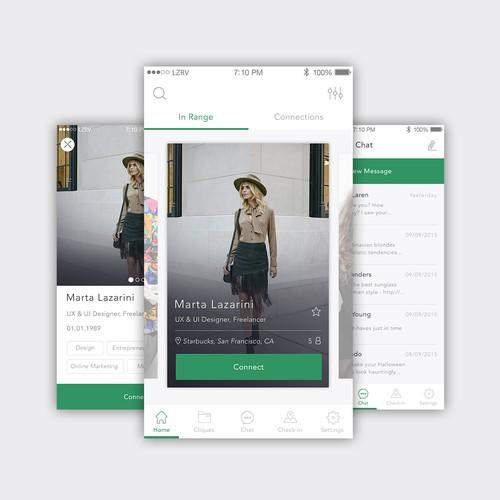 Renge App Design