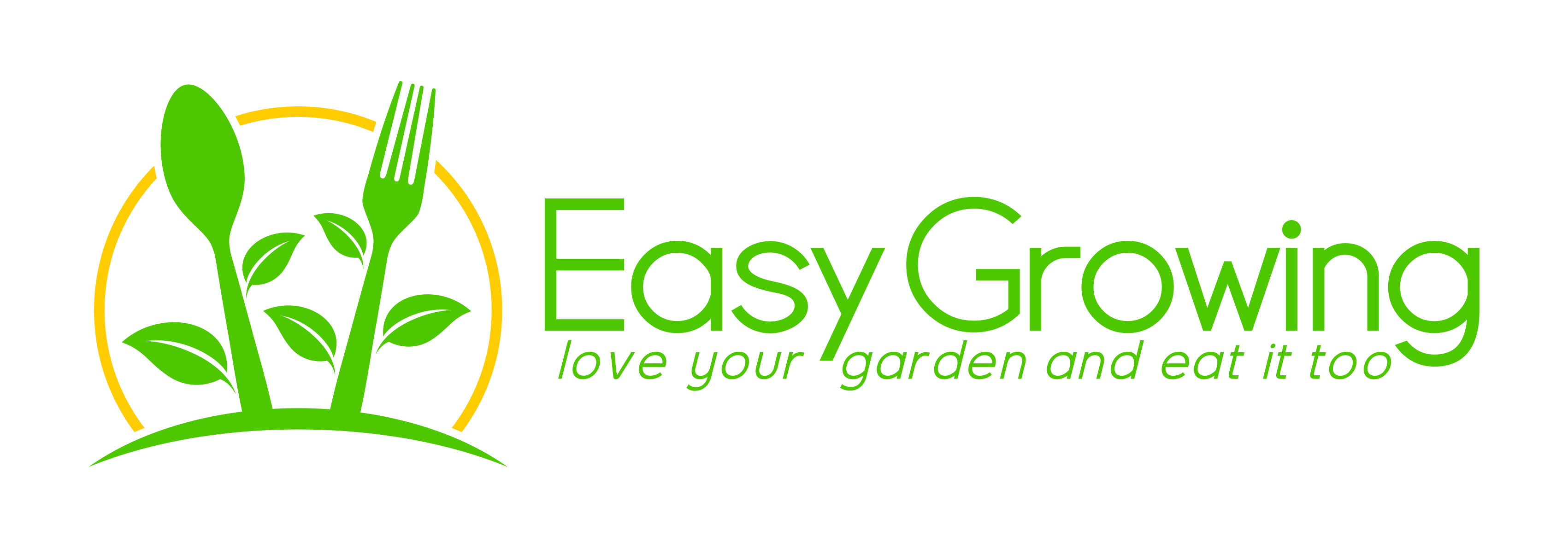 Create a simply lovely logo for Easy Growing (love your garden and eat it too)