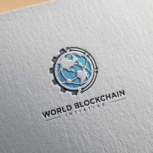 Logo for World Blockchain