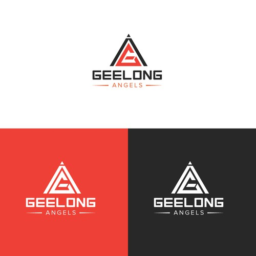Logo design For Geelong Angels