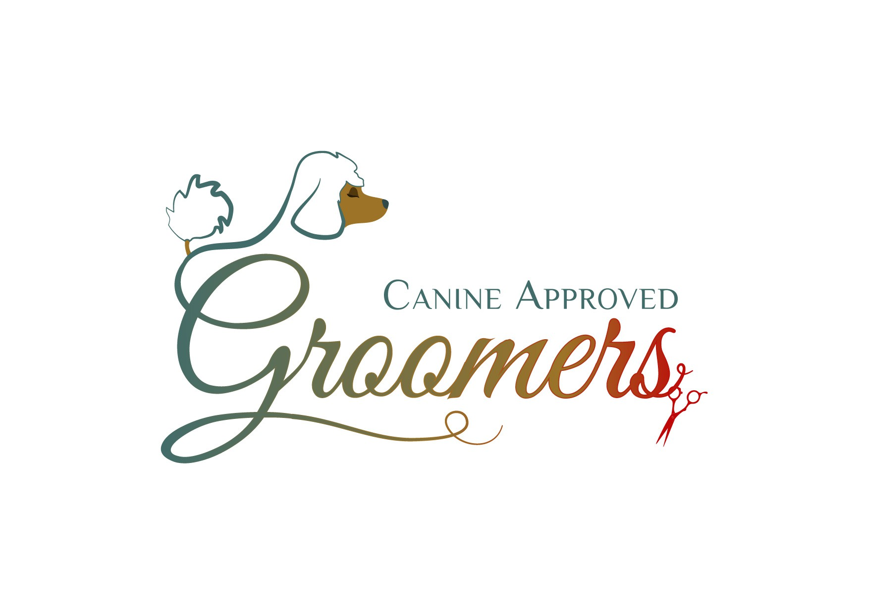 Create An Enticing Logo For Canine Approved Groomers