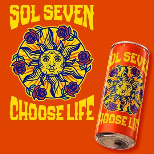 Sol Seven Energy Drink