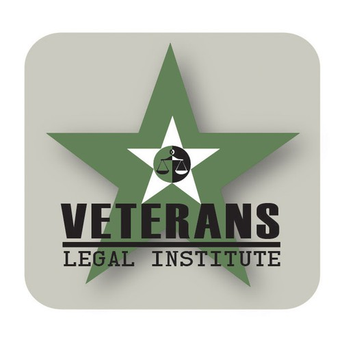 Create a logo for a nonprofit that provides free legal services to low income American veterans!