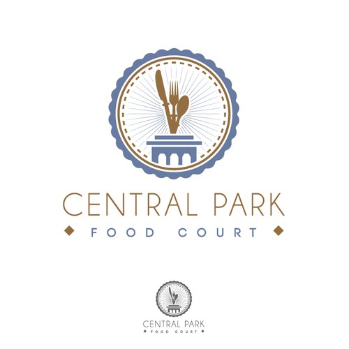 Central Park - food court