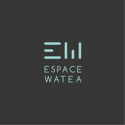 Logo pour l'espace Watea
