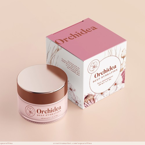 Face Cream Packaging