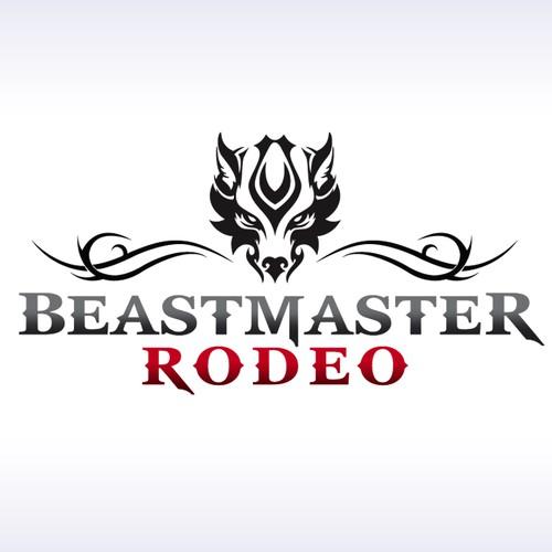 Western Rodeo Logo w/ a Modern Twist