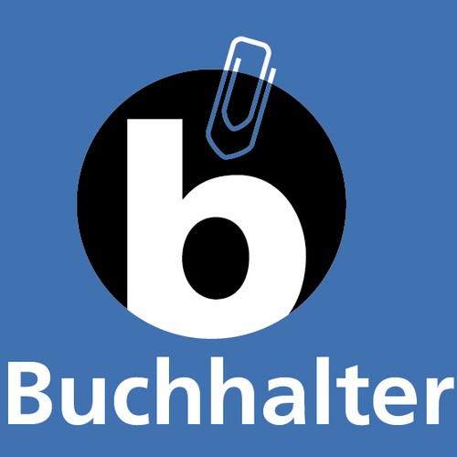 Die Buchhalterei benötigt ein logo