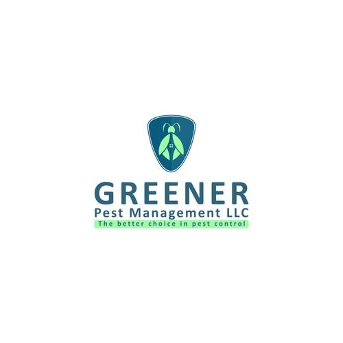logo for greener