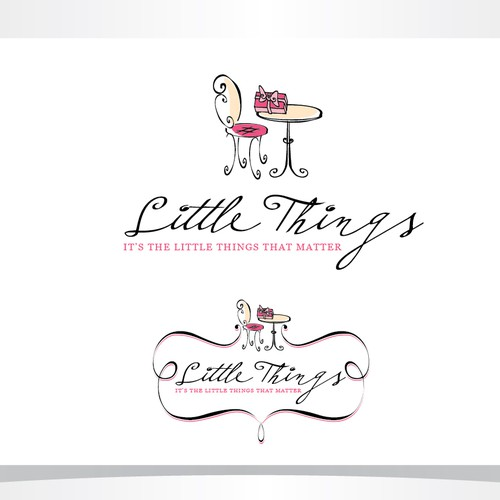 logo for Little Things