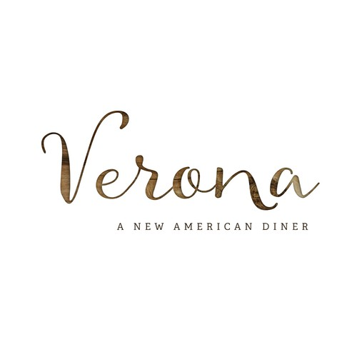 Logo concept for a new, upmarket American diner