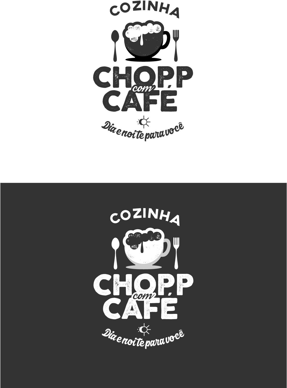 cozinha - Chopp com Café