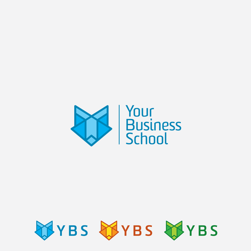 logo for YBS-Your Business School