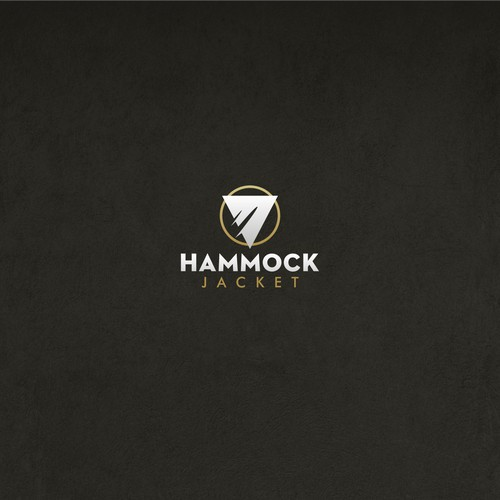 Hammock Jacket logo design
