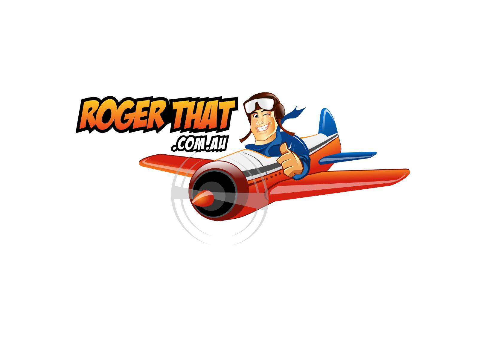 Help RogerThat.com.au with a new logo
