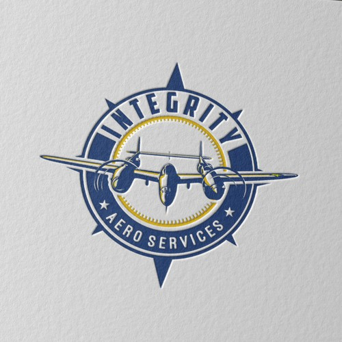 logo for Integrit aero services