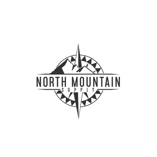 Logo for North Mountain Supply