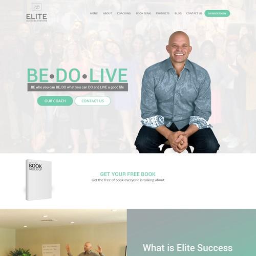 Elite Success Systems - Website Design