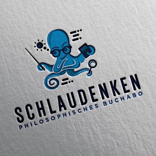 Fun logo for SCHLAUDENKEN