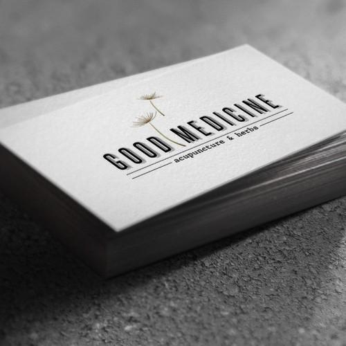 Good Medicine Acupuncture & Herbs logo